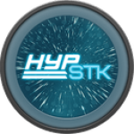 HyperStake (HYP)  Trading 1.5% Lower  Over Last 7 Days