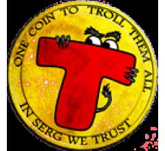 Image for Trollcoin Hits Market Cap of $1.02 Million (TROLL)