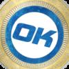 OKCash (OK) Trading Down 1.1% This Week