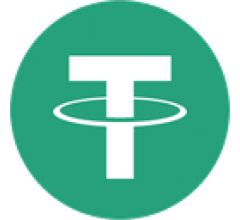 Image for Tether  Trading 0% Lower  This Week (USDT)