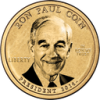 RonPaulCoin (RPC)  Trading 12.4% Lower  Over Last Week