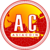 AsiaCoin Price Up 67.6% Over Last Week (AC)