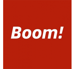 Image for BOOM (BOOM) Reaches 24 Hour Volume of $96,845.00