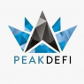 PEAKDEFI Trading Down 11.2% Over Last Week