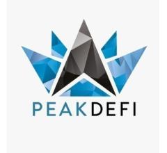 Image for PEAKDEFI Tops 1-Day Volume of $1.19 Million (PEAK)