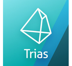 Image for Trias Token (new) Trading Up 10.1% Over Last 7 Days (TRIAS)