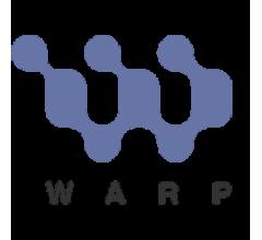 Image for Warp Finance (WARP) Achieves Market Cap of $1.19 Million