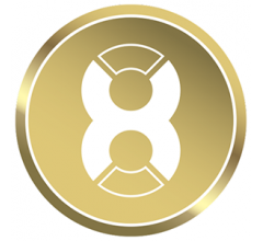 Image for X8X Token One Day Volume Tops $1,446.00 (X8X)