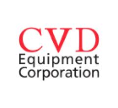 Image for CVD Equipment Co. (NASDAQ:CVV) Director Sells $11,928.00 in Stock