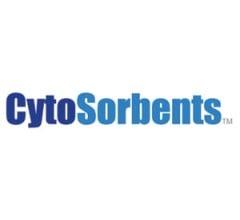 Image for Cytosorbents (NASDAQ:CTSO) Given New $10.00 Price Target at Cowen