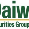 DAIWA Sec Grp I/S  Given News Sentiment Score of 3.50