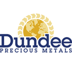 Image for Dundee Precious Metals Inc. (TSE:DPM) Senior Officer David Rae Acquires 25,000 Shares