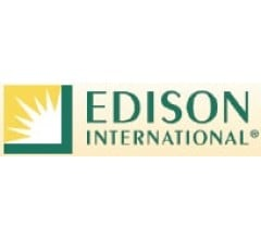 Image for Edison International (NYSE:EIX) Given New $73.00 Price Target at Morgan Stanley
