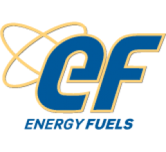 Image for Energy Fuels (NYSEAMERICAN:UUUU) Shares Gap Up to $8.28