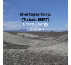 Image for Enertopia (OTCMKTS:ENRT) Share Price Crosses Below Two Hundred Day Moving Average of $0.09