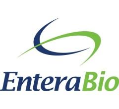 Image for Entera Bio (NASDAQ:ENTX) Price Target Raised to $14.00 at B. Riley