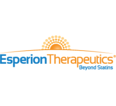 Image for Esperion Therapeutics (NASDAQ:ESPR) Downgraded by Credit Suisse Group to Neutral