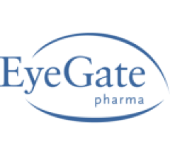 Image for Zacks: Analysts Anticipate EyeGate Pharmaceuticals, Inc. (NASDAQ:EYEG) Will Announce Earnings of -$0.29 Per Share