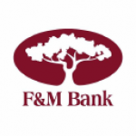 F & M Bank Corp. (OTCMKTS:FMBM) Sees Large Decrease in Short Interest
