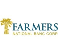 Image for Farmers National Banc Corp. (NASDAQ:FMNB) Director Edward Muransky Acquires 9,096 Shares
