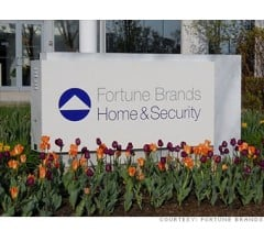 Image for Fortune Brands Home & Security (NYSE:FBHS) Updates FY 2021 Earnings Guidance