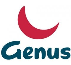 Image for Genus (LON:GNS) Stock Passes Above 200 Day Moving Average of $5,329.71