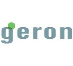 Image for Mercer Global Advisors Inc. ADV Makes New $40,000 Investment in Geron Co. (NASDAQ:GERN)