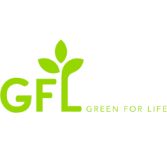 Image for Zacks: Analysts Anticipate GFL Environmental Inc. (NYSE:GFL) Will Post Earnings of $0.08 Per Share