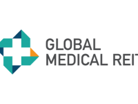 Bank of America Corp DE Sells 10,057 Shares of Global Medical REIT Inc. (NYSE:GMRE)