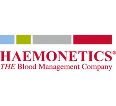 Image for Teacher Retirement System of Texas Acquires 1,046 Shares of Haemonetics Co. (NYSE:HAE)