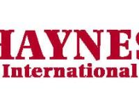 Haynes International, Inc. (NASDAQ:HAYN) Expected to Post Earnings of $0.36 Per Share