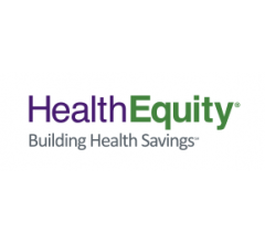 Image for HealthEquity (NASDAQ:HQY) Posts  Earnings Results