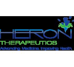 Image for Palisade Capital Management LLC NJ Boosts Stake in Heron Therapeutics, Inc. (NASDAQ:HRTX)