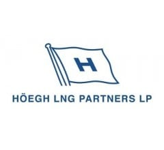 Image for Höegh LNG Partners (NYSE:HMLP) Sets New 1-Year High at $18.10