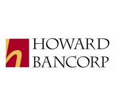 Image for Howard Bancorp (NASDAQ:HBMD) Issues Quarterly  Earnings Results, Misses Expectations By $0.01 EPS