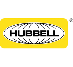 Image for Hubbell Incorporated to Issue Quarterly Dividend of $0.98 (NYSE:HUBB)
