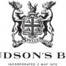 Hudson's Bay   Shares Down 0.3%