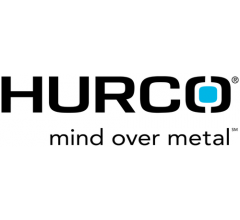Image for Hurco Companies, Inc. Plans Quarterly Dividend of $0.14 (NASDAQ:HURC)