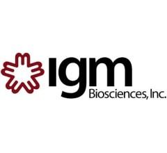 Image for IGM Biosciences (NASDAQ:IGMS) Trading Down 6.6%