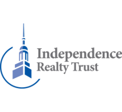 Image for Independence Realty Trust (NYSE:IRT) Stock Rating Upgraded by TheStreet