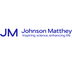 """Image for Johnson Matthey (OTCMKTS:JMPLY) Given Consensus Recommendation of """"Hold"""" by Analysts"""