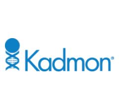 Image for Kadmon (NASDAQ:KDMN) Trading 4.8% Higher