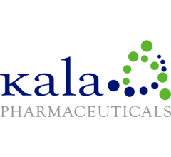Image for Brokerages Expect Kala Pharmaceuticals, Inc. (NASDAQ:KALA) Will Post Earnings of -$0.44 Per Share
