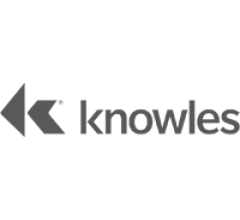 Image for $231.86 Million in Sales Expected for Knowles Co. (NYSE:KN) This Quarter