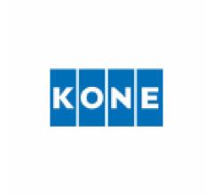 Image for KONE Oyj (OTCMKTS:KNYJY) Shares Pass Below 50 Day Moving Average of $41.20