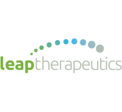 Image for Hillhouse Capital Advisors LTD. Has $6.79 Million Stock Holdings in Leap Therapeutics, Inc. (NASDAQ:LPTX)