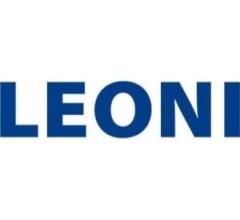 Image for Brokerages Set Leoni Ag (ETR:LEO) Price Target at €9.62