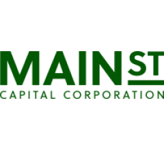 Image for Main Street Capital Co. (NYSE:MAIN) Expected to Post Earnings of $0.57 Per Share