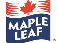 Maple Leaf Foods (TSE:MFI) Share Price Crosses Above Two Hundred Day Moving Average of $24.66
