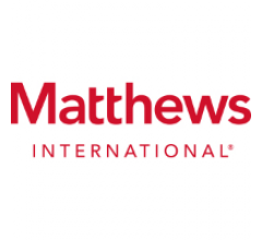 Image for Matthews International (NASDAQ:MATW) Releases Quarterly  Earnings Results, Beats Expectations By $0.16 EPS